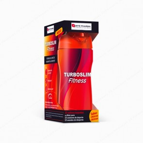 Forté Pharma TurboSlim Fitness - 15 sobres + REGALO Botella 400 ml