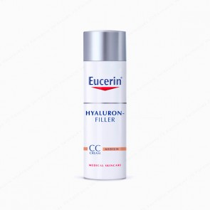 Eucerin® Hyaluron-Filler CC Cream Tono Medio - 50 ml