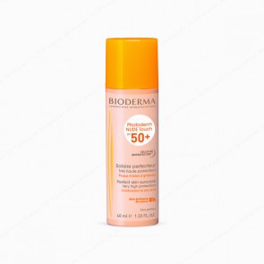 Bioderma Photoderm NUDE Touch Claro SPF 50+ UVA 25 - 40 ml