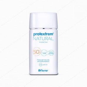 Protextrem® Natural Invisible Fluid SPF 50+ - 50 ml