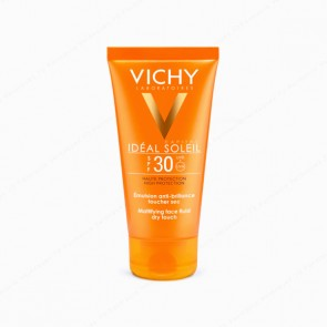VICHY Ideal Soleil Emulsión Tacto Seco SPF 30 - 50 ml