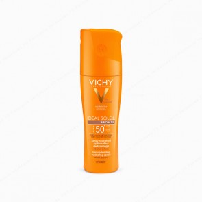 VICHY Ideal Soleil Spray Bronze SPF 50 - 200 ml