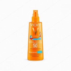 VICHY Ideal Soleil Spray Infantil SPF 50+ - 200 ml