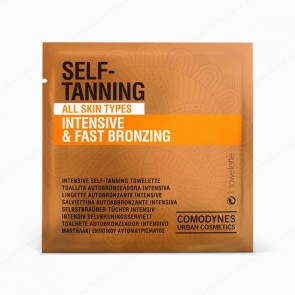 COMODYNES SELF-TANNING Intensive & Uniform Color - 8 toallitas