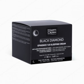 MartiDerm® Black Diamond Epigence 145 Sleeping Cream - 50 ml