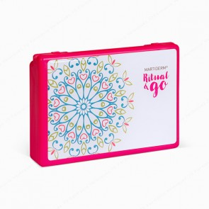 MartiDerm® Ritual & Go Mandala Collection Magenta Edición Limitada 2017