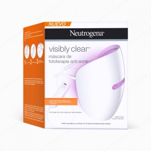 Neutrogena® Visibly Clear® Máscara de Fototerapia Anti acné