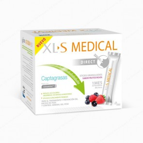 XL-S Medical Captagrasas Direct - 90 sticks granulados