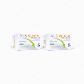 XL-S Medical Captagrasas - DUPLO 2 x 180 cápsulas