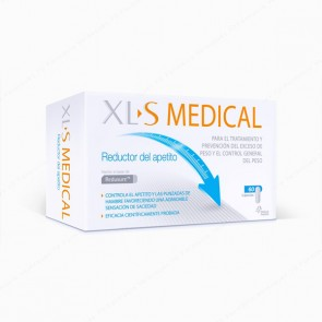 XL-S Medical Reductor del Apetito - 60 cápsulas