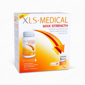 XL-S Medical Max Strength - 120 comprimidos