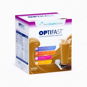 OPTIFAST® Batidos Café - 9 sobres