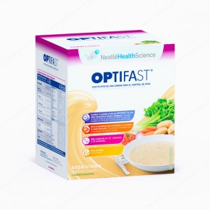 OPTIFAST® Sopa Verduras - 8 sobres