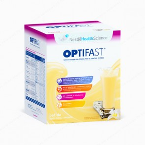 OPTIFAST® Batidos Vainilla - 9 sobres