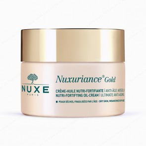 NUXE Nuxuriance® Gold Crema Aceite Nutri-Fortificante - 50 ml