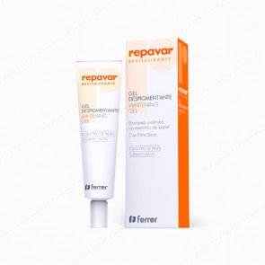 Repavar® REVITALIZANTE Gel Despigmentante - 15 ml