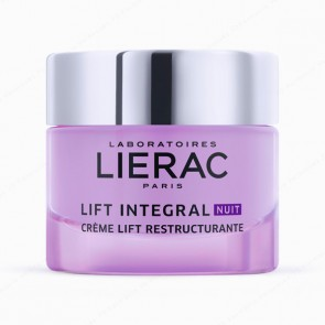LIERAC Lift Integral Crema Lifting Reestructurante Noche - 50 ml