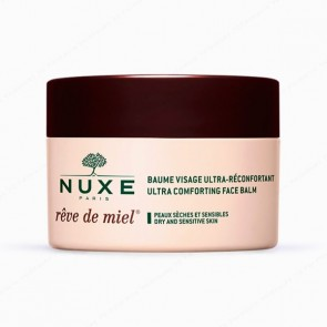 NUXE Rêve de Miel® Bálsamo Facial Ultra-Reconfortante - 50 ml