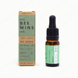 The Beemine Lab™ Aceite de cáñamo 3% CBD - 10 ml