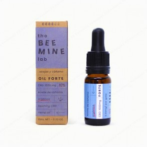 The Beemine Lab™ Aceite de cáñamo 10% CBD - 10 ml