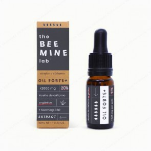 The Beemine Lab™ Aceite de cáñamo 20% CBD - 10 ml