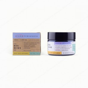 The Beemine Lab™ Crema hidratante CBD - 40 ml