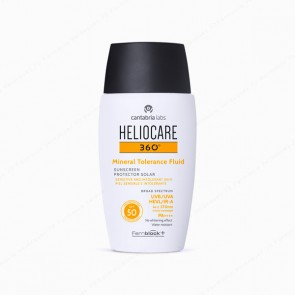 HELIOCARE 360º Mineral Tolerance Fluid SPF 50 - 50 ml