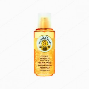 ROGER & GALLET Huile Gourmande Sublime OR Aceite Seco Perfumado - 100 ml