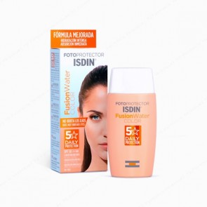 Fotoprotector ISDIN Fusion Water COLOR SPF 50 - 50 ml