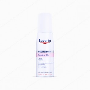 Eucerin® Desodorante Piel Sensible Spray 24h - 75 ml