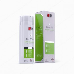 DS Laboratories OLIGO.DX® gel reductor de la celulitis - 150 ml