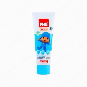 PHB® Petit Pocoyó Gel dentífrico - 75 ml