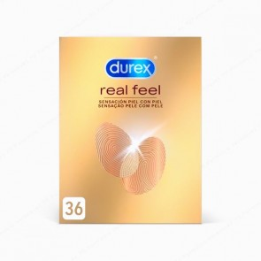 DUREX Real Feel - 36 preservativos