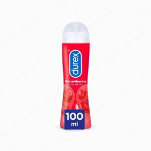 DUREX Strawberry Lubricante - 100 ml