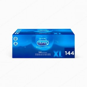 DUREX Natural XL - 144 preservativos