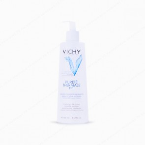 VICHY Pureté Thermale Desmaquillante Integral 3 en 1 - 400 ml