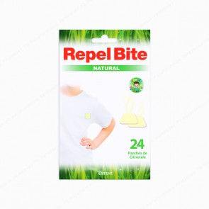 Repel Bite Natural - 24 parches de Citronela
