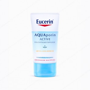 Eucerin® AQUAporin ACTIVE Crema FPS 15+ UVA - 40 ml