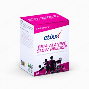 Etixx BETA ALANINE SLOW RELEASE - 90 tabletas