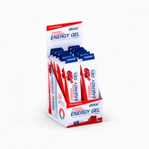 Etixx ENERGY GEL Ginseng & Guarana - 12 x 50 g
