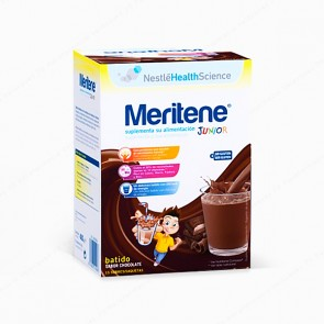 Meritene® Junior Batidos Chocolate - 15 sobres