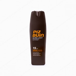 PIZ BUIN® Ultra Light Dry Touch Fluido Spray Solar Hidratante SPF 15 - 200 ml
