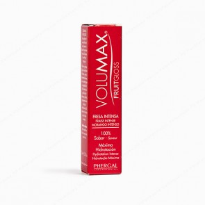 VOLUMAX FruitGloss Fresa Intensa - 15 ml