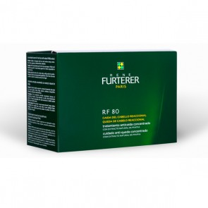 Rene Furterer RF80 - 12 ampollas x 5 ml