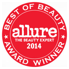 Best of Beauty Allure 2014