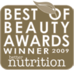 Best of Beauty Awards Winner 2009 - Nutrition