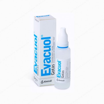 Evacuol® 7,5 mg/ml gotas - 30 ml