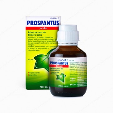 Prospantus® jarabe - 200 ml