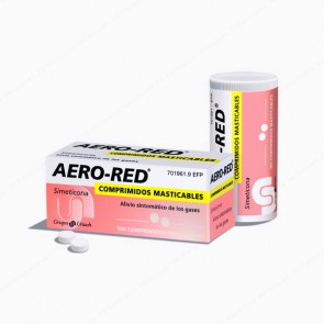 Aero-Red® 40 mg - 100 comprimidos masticables