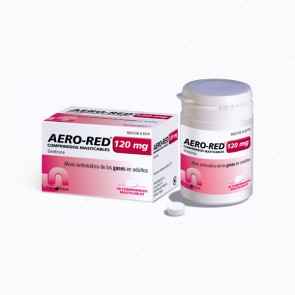 Aero-Red® 120 mg - 40 comprimidos masticables